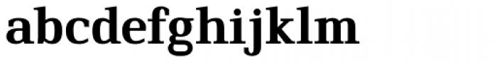 Bangkokean ExtraBold Font LOWERCASE
