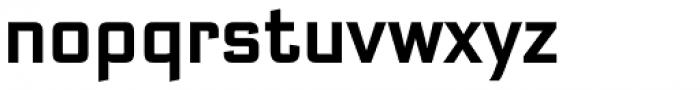 Bank Sans Cond Med Font LOWERCASE