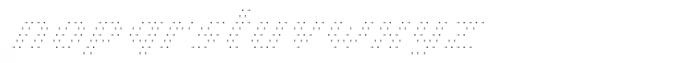 Banner _11_Ultrathin_Pixel Font LOWERCASE