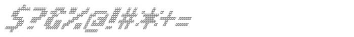 Banner _52_Light_Pixel Font OTHER CHARS