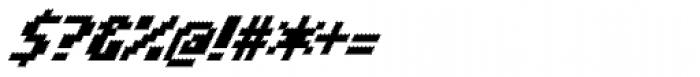 Banner _61_Regular Font OTHER CHARS