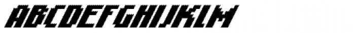 Banner _61_Regular Font UPPERCASE