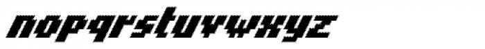 Banner _61_Regular Font LOWERCASE