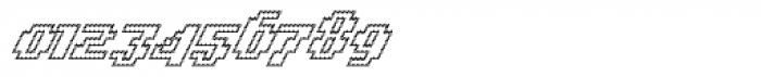 Banner _62_Regular_Outline Font OTHER CHARS