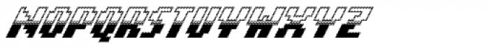 Banner _63_Regular_Out_Top Font UPPERCASE