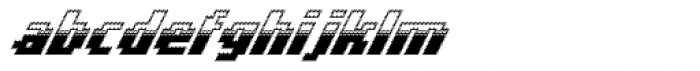 Banner _63_Regular_Out_Top Font LOWERCASE