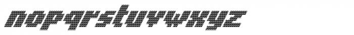 Banner _65_Regular_Matrix Font LOWERCASE