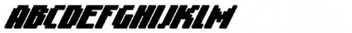 Banner _74_Medium_Extra Font UPPERCASE
