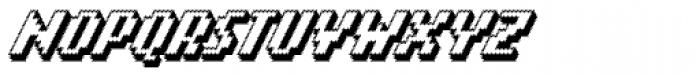 Banner _93_Black_Out_Pro Font UPPERCASE