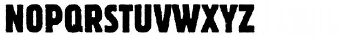 Bannertype 1 Font UPPERCASE