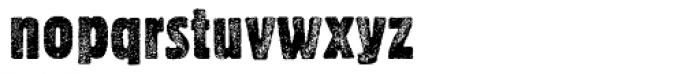 Bannertype 3 Font LOWERCASE