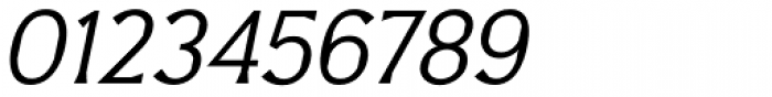 Barbica Italic Font OTHER CHARS