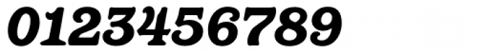 Barcelona Medium Heavy Italic Font OTHER CHARS