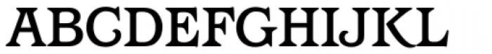 Barcelona Std Medium Font UPPERCASE