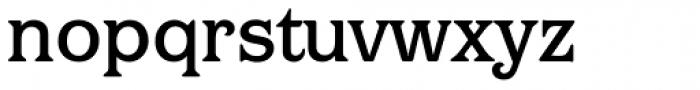 Barcelona Std Medium Font LOWERCASE