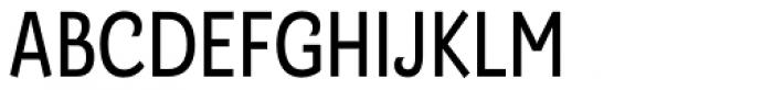 Barcis Con Medium Font UPPERCASE