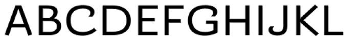 Barcis Ext Medium Font UPPERCASE