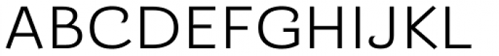 Barcis Ext Regular Font UPPERCASE