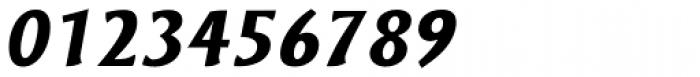 Bardi Bold Italic Font OTHER CHARS