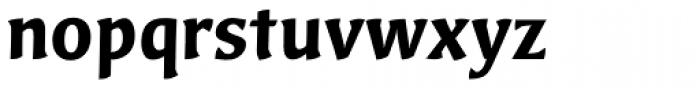 Bardi Bold Font LOWERCASE