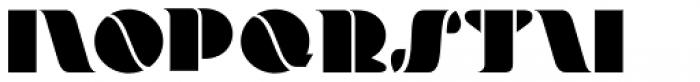 Bargain Shopping Regular Font UPPERCASE
