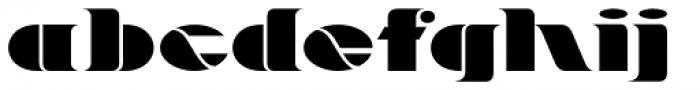 Bargain Shopping Regular Font LOWERCASE