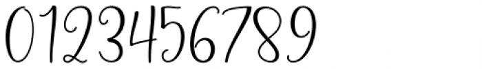 Bargetta Regular Font OTHER CHARS