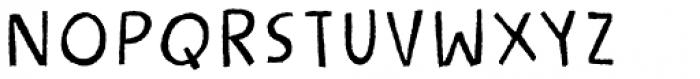 Barking Cat 4 Font UPPERCASE