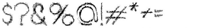 Barkley Font OTHER CHARS