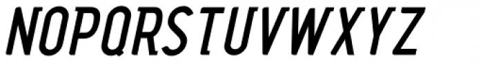 Barkpipe Bold Italic Font UPPERCASE