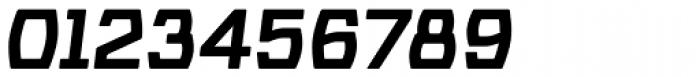 Barrez Bold Italic Font OTHER CHARS