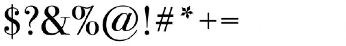 Barsillago Light Font OTHER CHARS