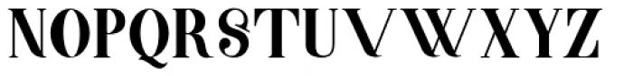 Barsillago Light Font UPPERCASE