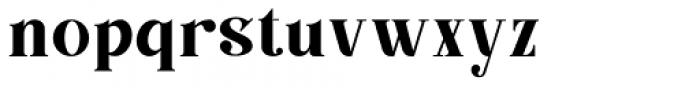 Barsillago Light Font LOWERCASE