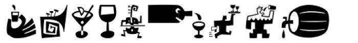Bartalk Font OTHER CHARS