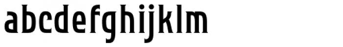 Bartender Font LOWERCASE