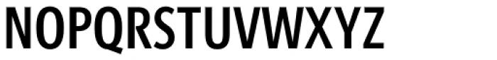 Bartholeme Sans Bold Font UPPERCASE