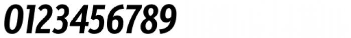 Bartholeme Sans ExtraBold Italic Font OTHER CHARS