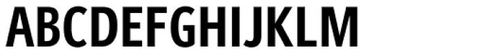 Bartholeme Sans ExtraBold Font UPPERCASE