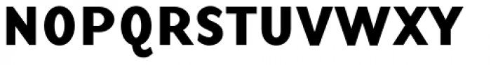 Base 9 Sans Bold Font UPPERCASE