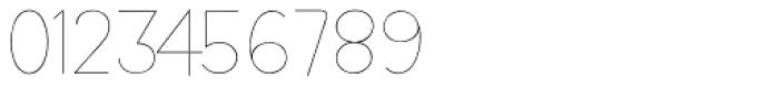 Baseline Script Unlined Font OTHER CHARS
