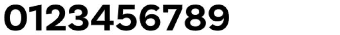 Basic Sans Bold Font OTHER CHARS