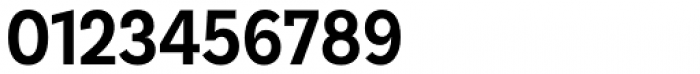 Basic Sans Cnd Semi Bold Font OTHER CHARS
