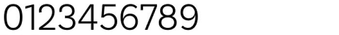 Basic Sans Narrow Light Font OTHER CHARS