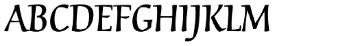 Basile Font UPPERCASE