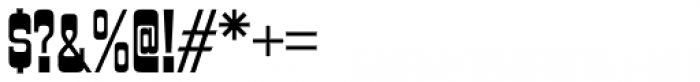 Basilio Font OTHER CHARS