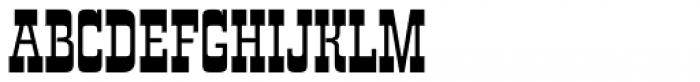 Basilio Font LOWERCASE