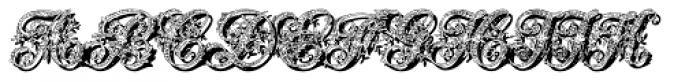 Basilissa Shadow Font UPPERCASE
