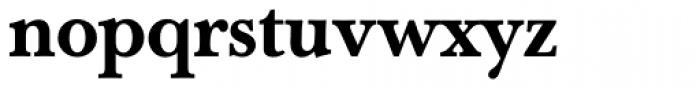 Baskerville Book BQ Medium Font LOWERCASE
