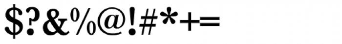 Baskerville Com Medium Font OTHER CHARS